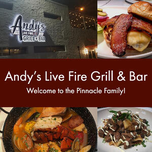 Andy's Live Fire Grill  & Bar