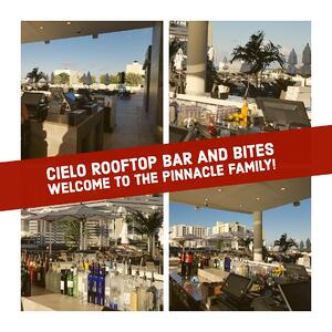 Cielo Rooftop Bar and Bites